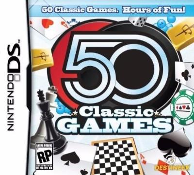 50 Classic Games Cover Art