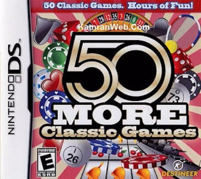 50 More Classic Games Cover Art
