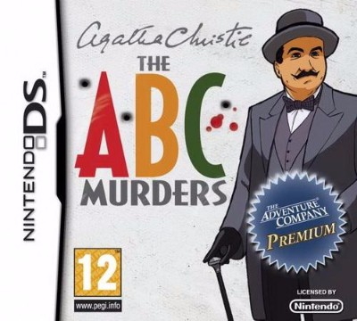 Agatha Christie: The ABC Murders Cover Art