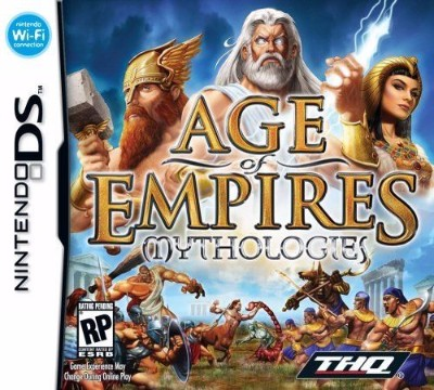 Age of Empires Mythologies Cover Art
