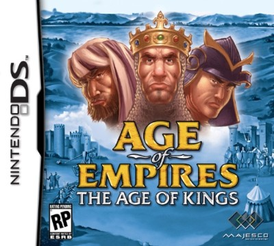 Age of Empires The Age of Kings Cover Art