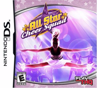 All-Star Cheer Squad Cover Art