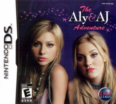 Aly & AJ Adventure Cover Art