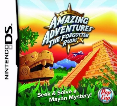 Amazing Adventures: The Forgotten Ruins Cover Art