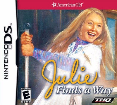 American Girl Julie Finds a Way Cover Art