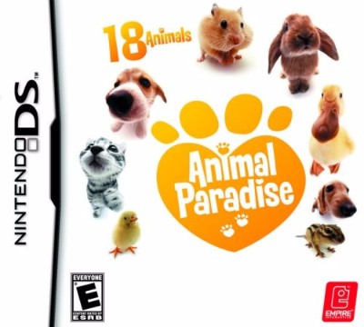 Animal Paradise Cover Art