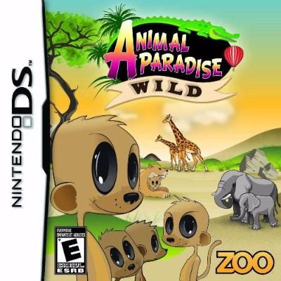 Animal Paradise Wild Cover Art