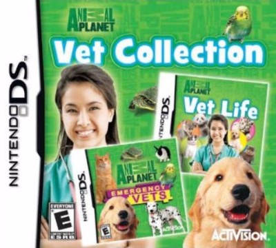 Animal Planet: Vet Collection Cover Art