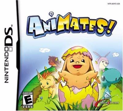 Animates! Cover Art