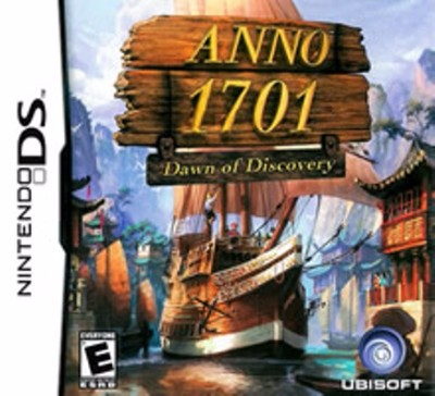 ANNO 1701: Dawn of Discovery Cover Art