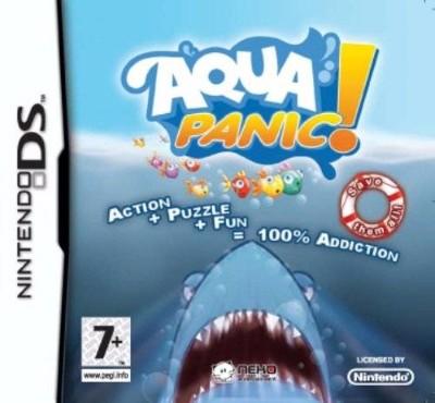 Aqua Panic! Cover Art