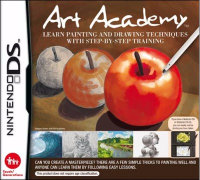 Art Academy Cover Art