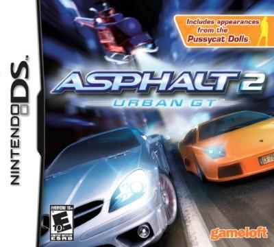 Asphalt Urban GT 2 Cover Art