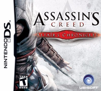 Assassin's Creed: Altairs Chronicles Cover Art
