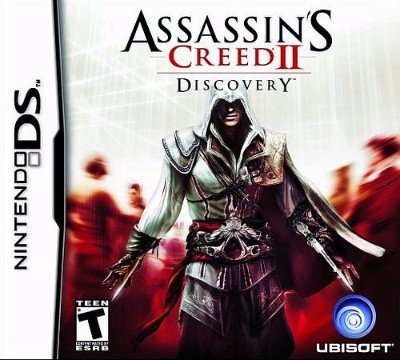 Assassin's Creed II: Discovery Cover Art