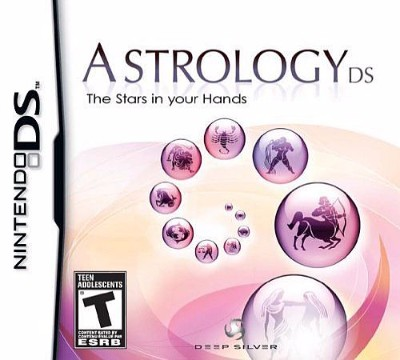 Astrology DS: The Stars in your Hands Cover Art