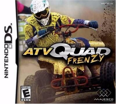 ATV Quad Frenzy Cover Art