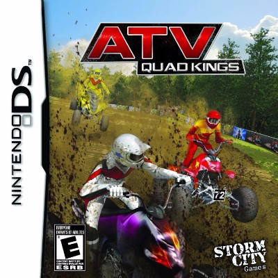 ATV Quad Kings Cover Art