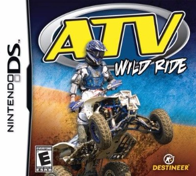 ATV Wild Ride Cover Art