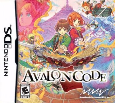 Avalon Code Cover Art
