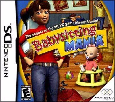 Babysitting Mania Cover Art