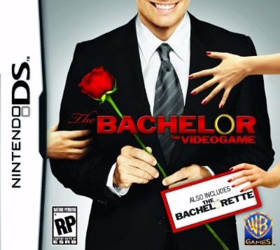 Bachelor: The Video Game Cover Art