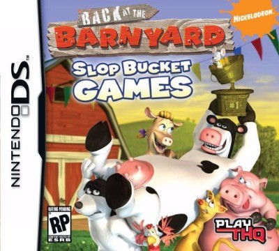 Back at the Barnyard: Slop Bucket Games Cover Art