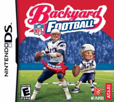 Backyard Football Cover Art