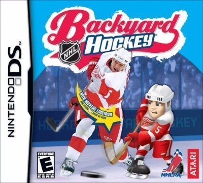 Backyard Hockey Cover Art