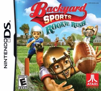 Backyard Sports: Rookie Rush Cover Art