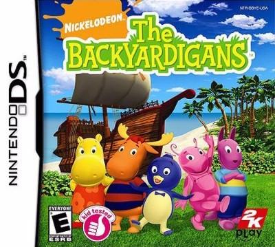 Backyardigans Cover Art