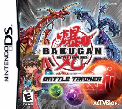 Bakugan Battle Brawlers: Battle Trainer Cover Art