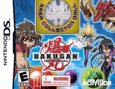 Bakugan [Collector's Edition] Cover Art
