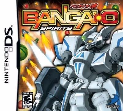 Bangai-O: Spirits Cover Art