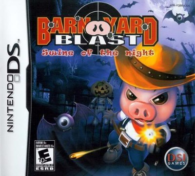 Barnyard Blast Swine of the Night Cover Art