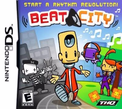Beat City Cover Art