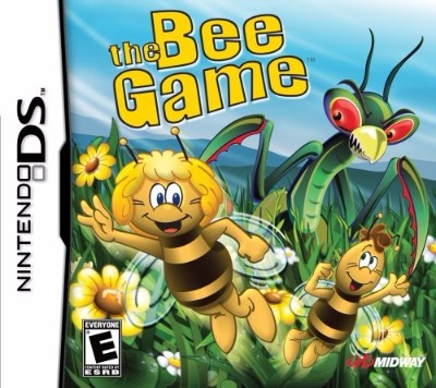 Bee Game Cover Art