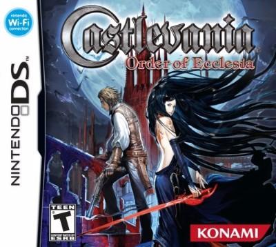 Castlevania Order of Ecclesia Value / Price | Nintendo DS
