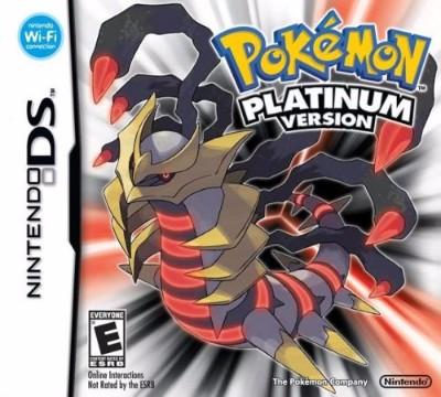 Pokemon Platinum Version Value / Price | Nintendo DS