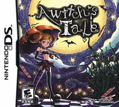A Witch's Tale Cover Art