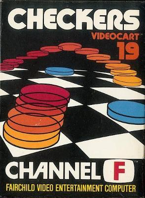 Checkers Cover Art