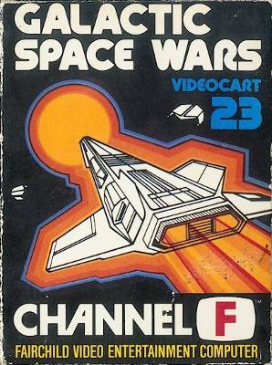 Galactic Space Wars Cover Art