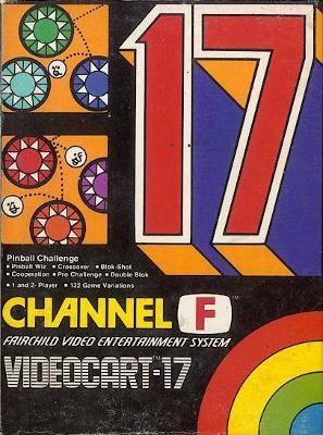 Pinball Challenge Cover Art