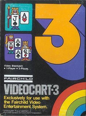 Video Blackjack Cover Art