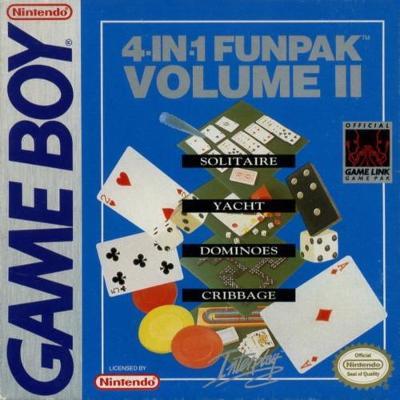 4 in 1 Funpak Volume II Cover Art