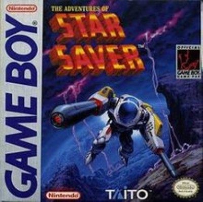 Adventures of Star Saver Cover Art