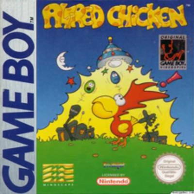 Alfred Chicken Cover Art