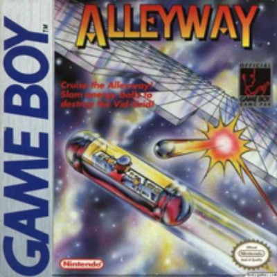 Alleyway Cover Art