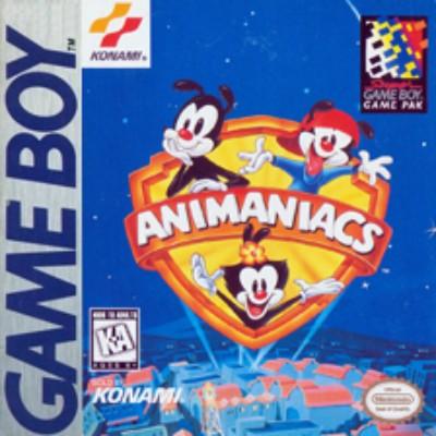 Animaniacs Cover Art