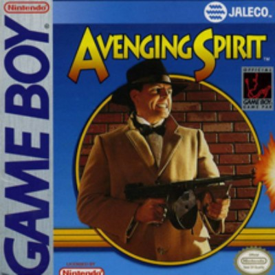 Avenging Spirit Cover Art